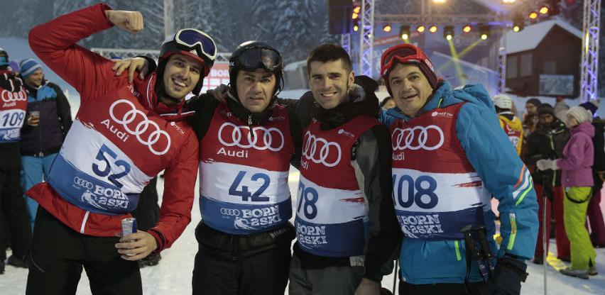 AUDI BORN2SKI - Sve je spremno za pravi skijaški spektakl na Bjelašnici