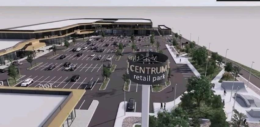 Počela gradnja najsavremenijeg Retail Parka u Gradišci