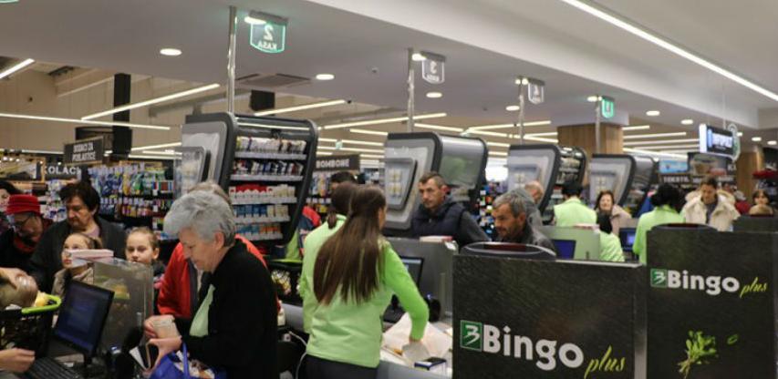 Kompanija Bingo otvorila svoj drugi objekat u Trebinju - Bingo plus