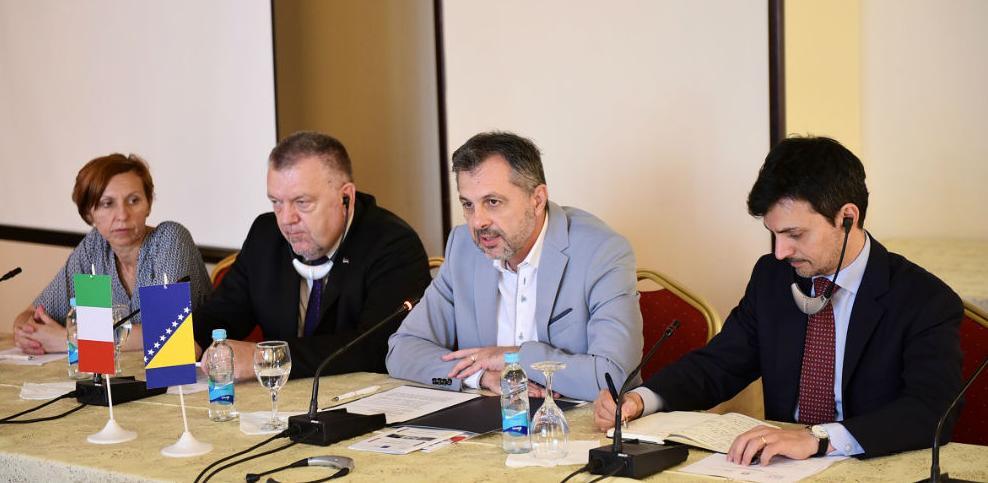 Italijanske firme u BiH zapošljavaju oko 10.000 ljudi