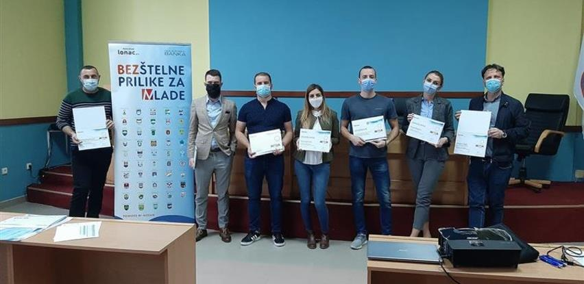 Opština podržala devet projekata i pet mikrobiznisa Omladinske banke Čelinac