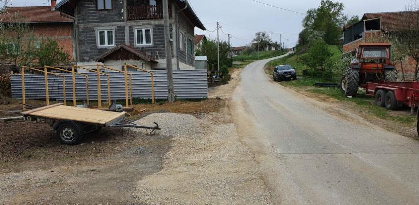 Općina Doboj Jug realizirala projekat izgradnje sekundarnih kolektora