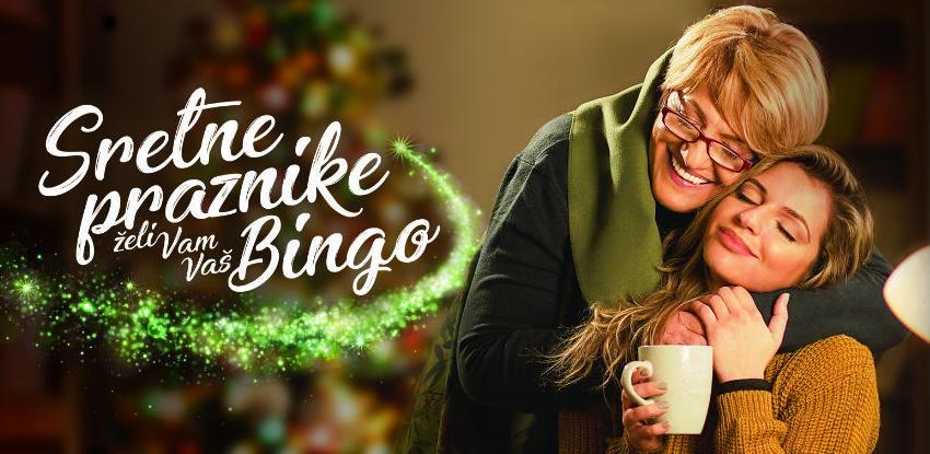 Praznične emocije u novom spotu kompanije Bingo