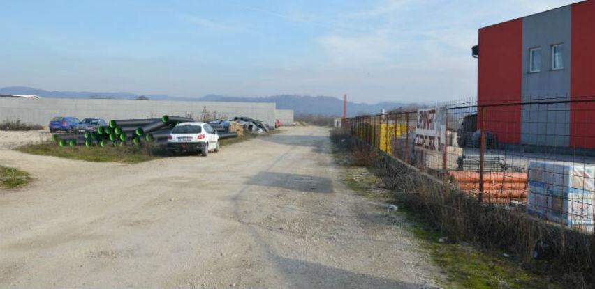 Počinje uređenje Poslovne zone Šejkovača u Sanskom Mostu