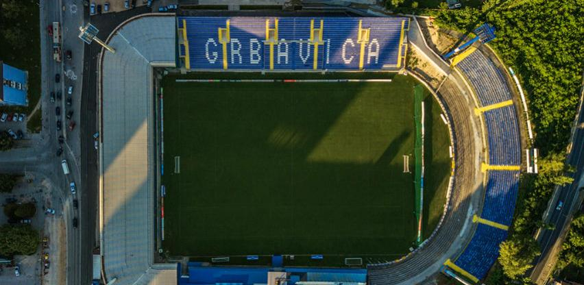 FK Željezničar dobio građevinsku dozvolu za izgradnju krova istočne tribine