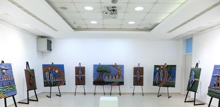 """Izložba """"Arhitektura bosanske duhovnosti"""" u galeriji Općine Novi Grad Sarajevo"""