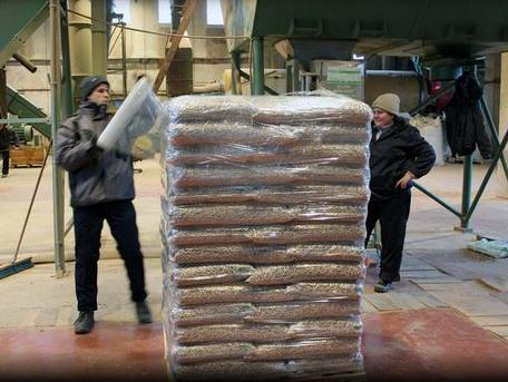 U Srebrenici otvorena fabrika za proizvodnju peleta