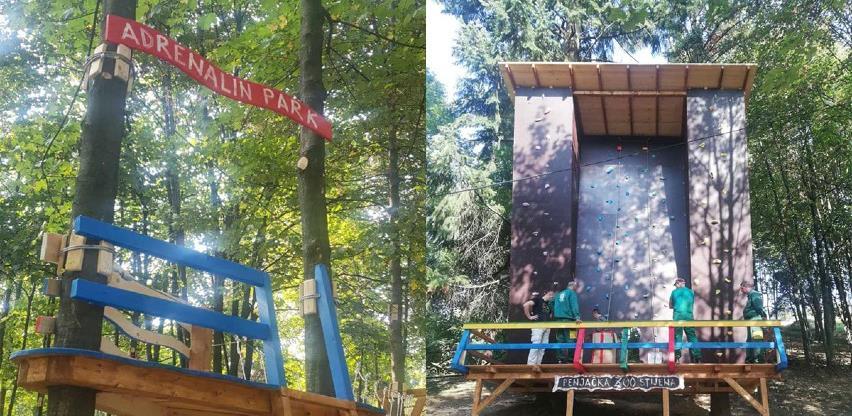 Adrenalinski park u Pionirskoj dolini otvara vrata naredne sedmice