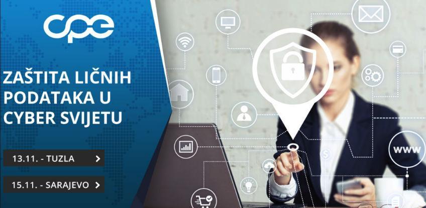 CPE seminar: Zaštita ličnih podataka u cyber svijetu