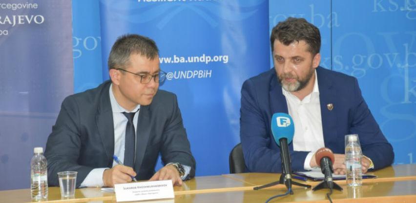 MUP KS i UNDP ulažu 210. 000 KM za sanaciju i izgradnju šest objekata