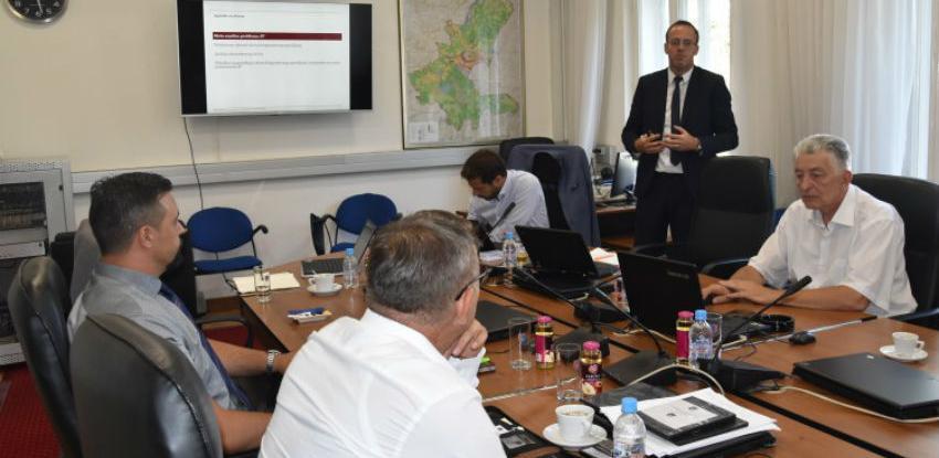 Halebić: Poboljšanjem korporativnog upravljanja do kvalitetnijeg života u KS