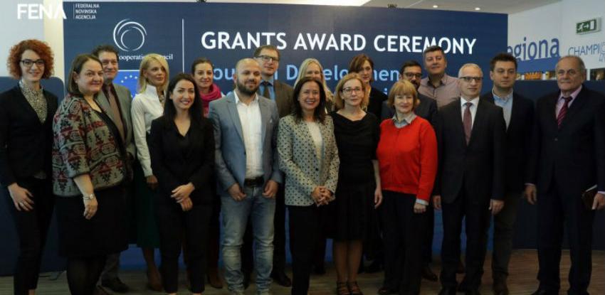 RCC dodijelio 548.000 eura grantova za 12 turističkih projekata