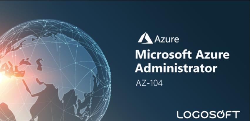 Microsoft kurs AZ-104 Microsoft Azure Administrator