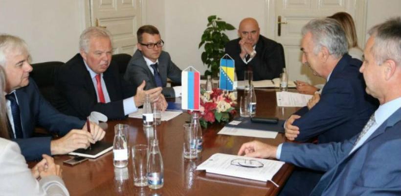 Šarović i Ivancov o pristupanju Bosne i Hercegovine WTO-u
