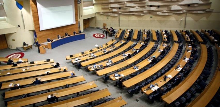 Predstavnički dom nije prihvatio zahtjev za smjenu Vijeća ministara BiH