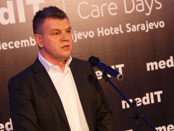 Dedović: IT Health Care Days će sagledati primjenu IT rješenja u zdravstvu