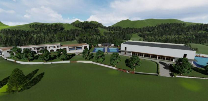 Pogledajte budući izgled sportskog kompleksa u Gradu sunca