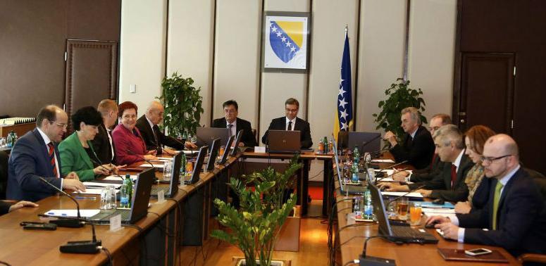 Reformska agenda realizirana 79 posto na nivou Vijeća ministara BiH