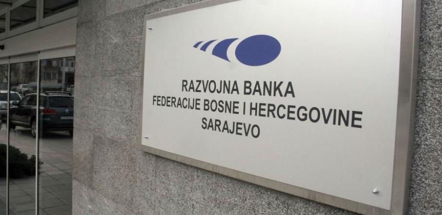 Razvojna banka FBiH nelegalno posluje i dijeli kredite