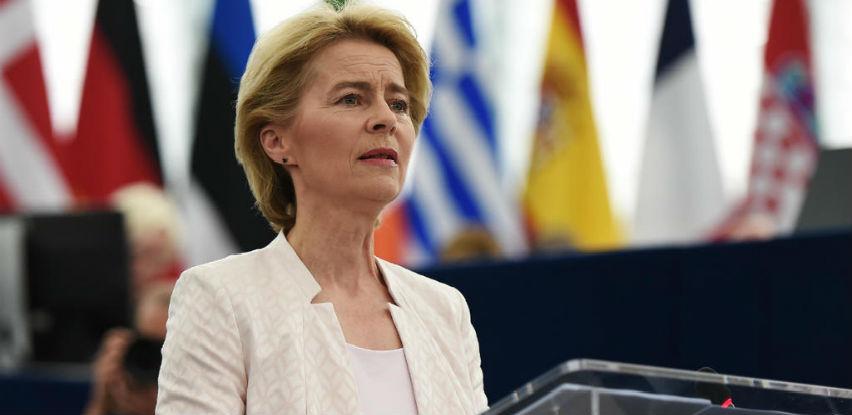 EU Parlament potvrdio Ursulu von der Leyen kao novu predsjednicu