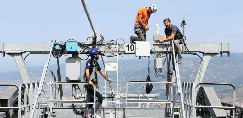BH Telecom uvodi bežični internet duž cijele trase Trebevićke žičare