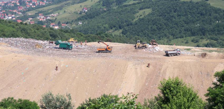 Iskorak KJKP Rad: Rješenje o vodnoj dozvoli za deponiju Smiljevići