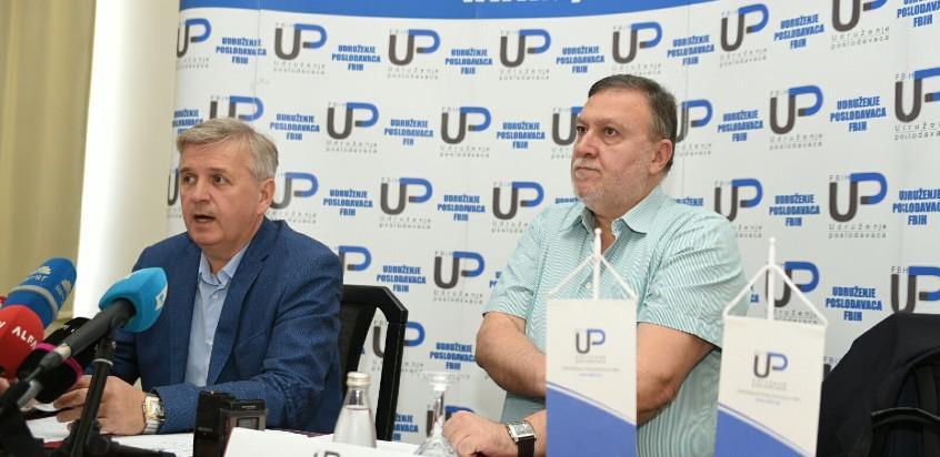 UPFBiH - Ne donositi zakone koji neće osigurati stvarno rasterećenje privrede