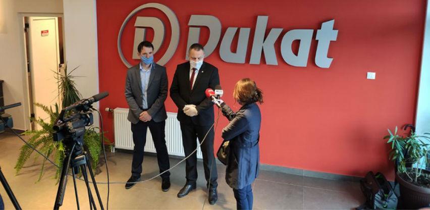 Petričević: Nastavak podrške domaćim privrednicima