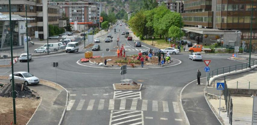 Danas otvaranje kružnog toka u sarajevskom naselju Pofalići