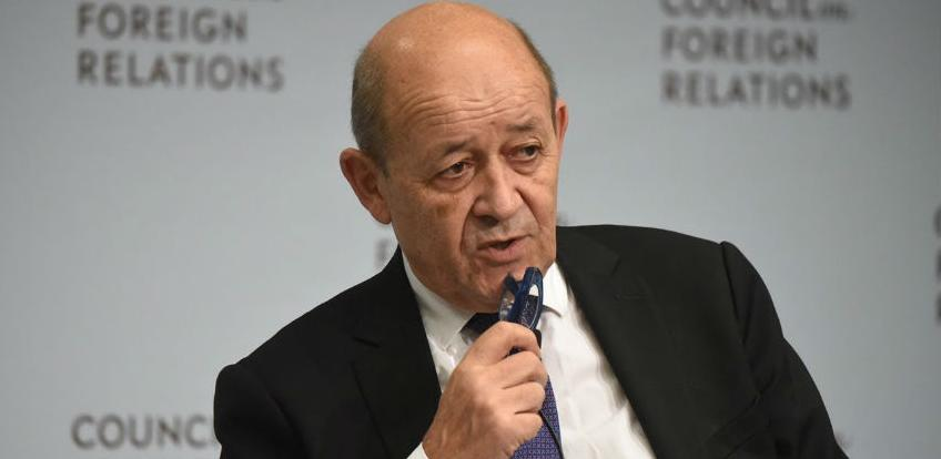 Le Drian: Evropske kompanije ne smiju plaćati cijenu američkih odluka