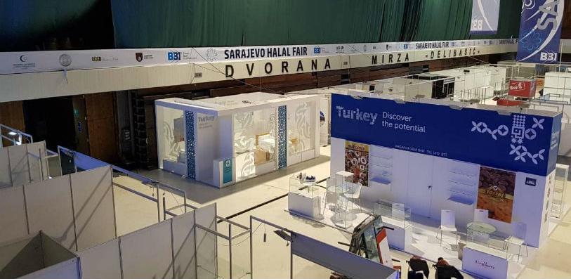 Bogat program i vodeći svjetski eksperti na Sarajevo Halal Fair-u 2018