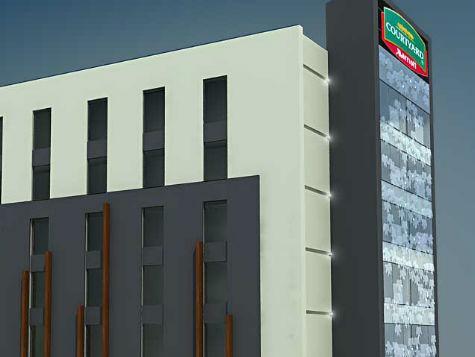 Izgradnja Hotela Marriott: U toku dostavljanje ponuda za fasaderske radove