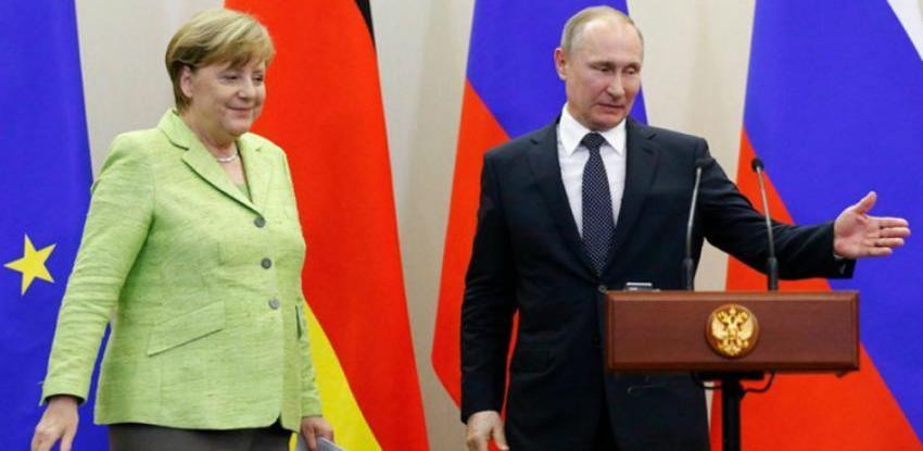 Putin: Angela mi ponekad pošalje pivo