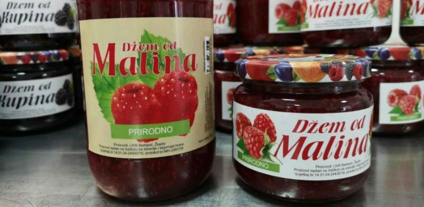 Dvojica žepačkih malinara spas potražila u proizvodnji rakije i džemova