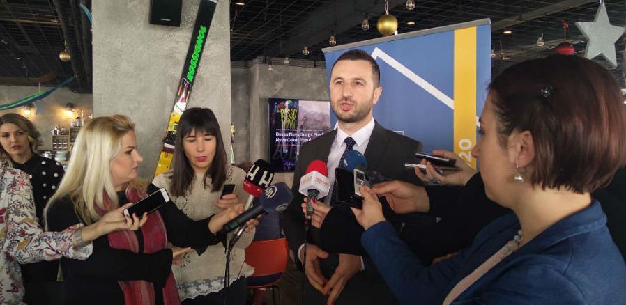 Efendić u januaru najavio međunarodni poziv za izgradnju Kongresnog centra