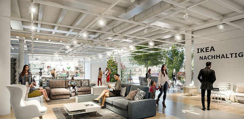 IKEA na proljeće počinje gradnju beogradskog trgovačkog centra