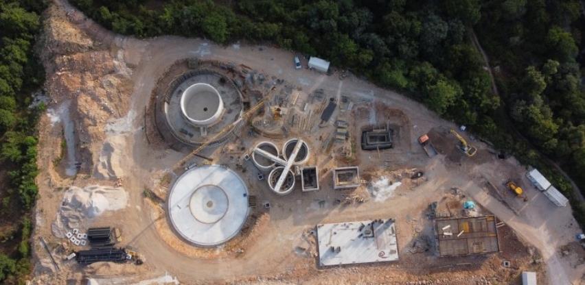 Realizacija projekta izgradnje pročistača otpadnih voda u Širokom Brijegu