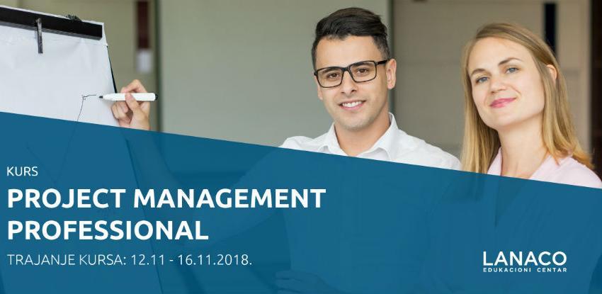 Obuka za upravljanje projektima (PMP – Project Management Professional)
