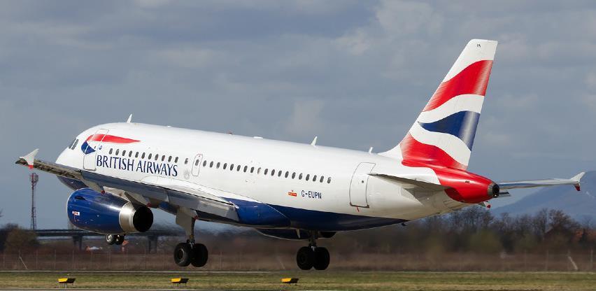 British Airways ukida linije iz Londona prema Zagrebu, Splitu i Puli