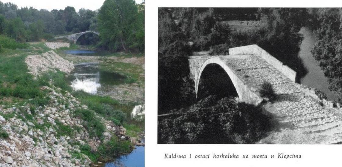 Samo u BiH: S mosta starog 503 godine nestala kamena ploča teška 1,5 tonu