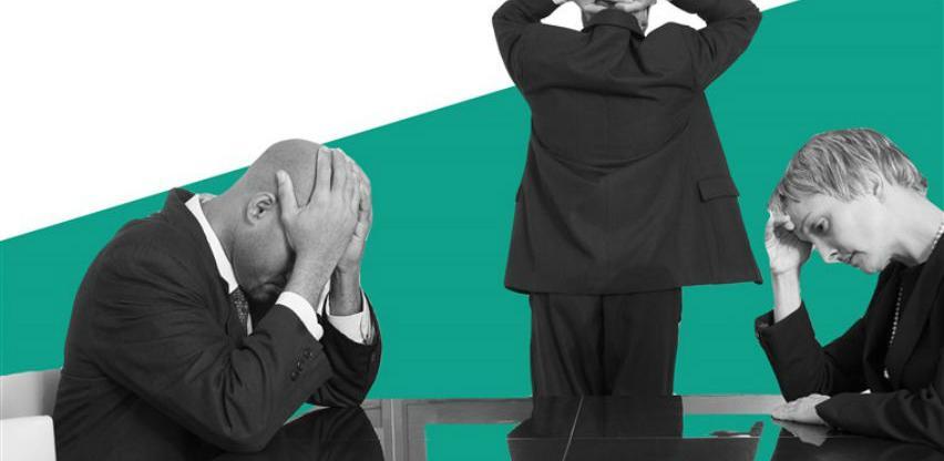 15 razloga zašto nekima uvijek propada biznis