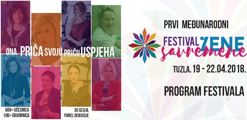 40 panela i 100 govornica: Pogledajte zvaničan program Festivala savremene žene