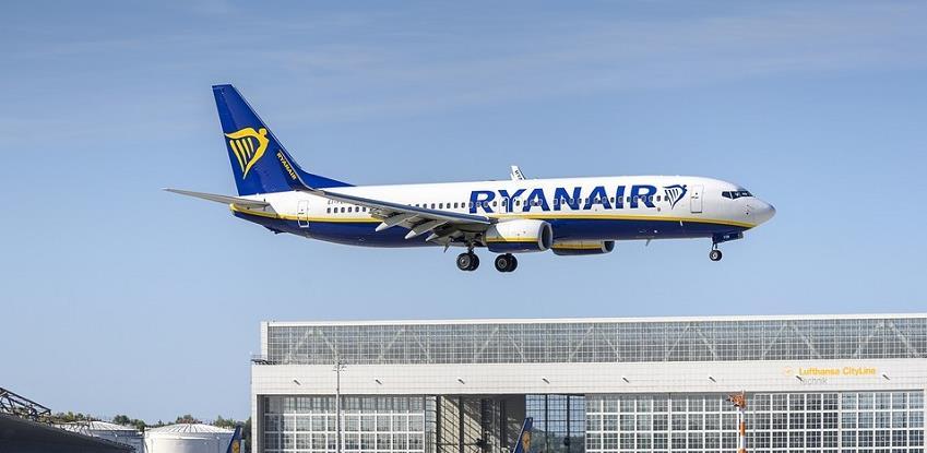 Aviokompanija Ryanair tokom pandemije gubila 42 KM u sekundi