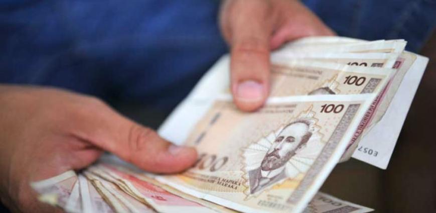 U RS dvije trećine radnika ne mogu da zarade ni prosječnu plaću