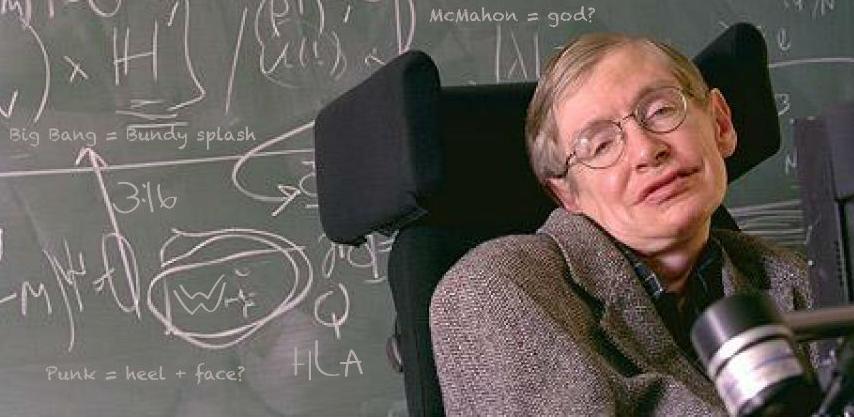 Umro Stephen Hawking
