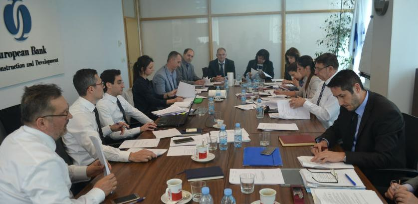 Okončani pregovori o zajmu za rekonstrukciju vodovodne mreže u KS