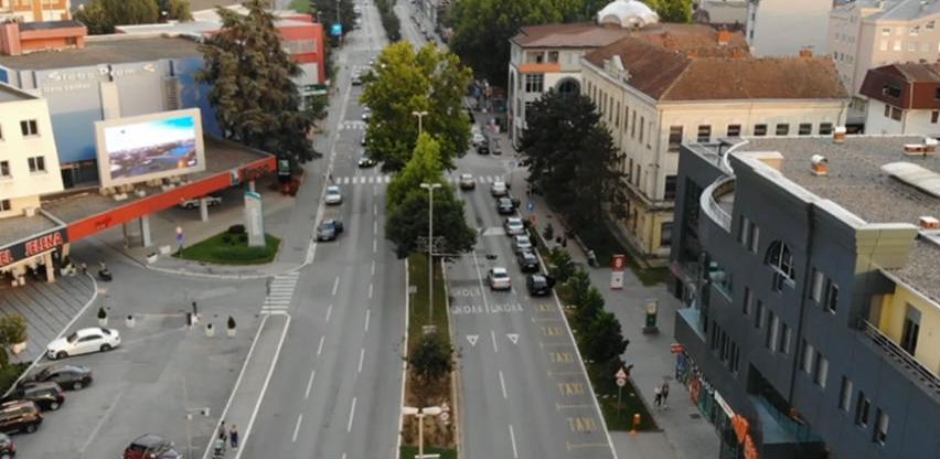 U toku proširenje Bulevara mira u Brčkom