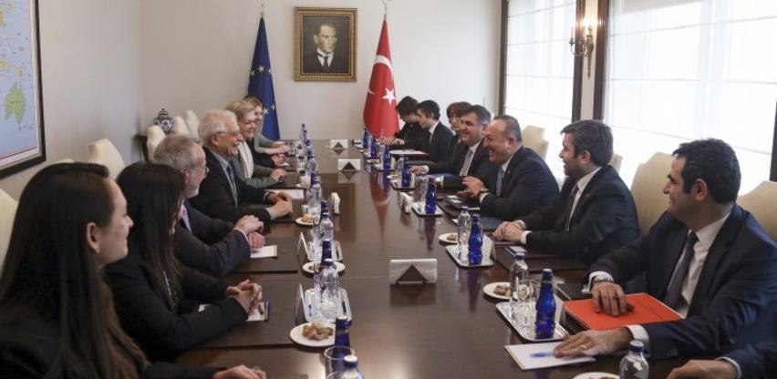 EU pozvala na dijalog s Turskom i okončanje napetosti na istočnom Mediteranu