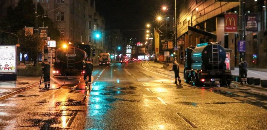 Počela proljetna akcija čišćenja Sarajeva, koja će trajati više od mjesec dana