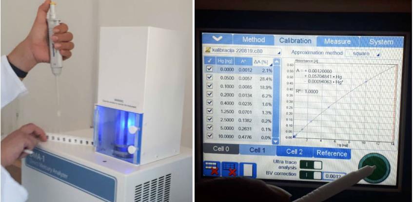Ministarstvo zdravstva KS: Nabavljen savremeni analizator žive